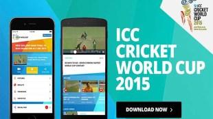ICC World Cup App, World Cup 205 App, World Cup Android App
