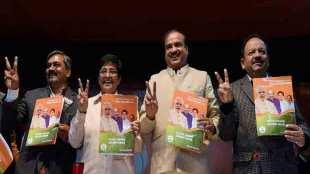 Vision Document, Delhi Polls Vision Document, North East Vision Document, North East Immigrant