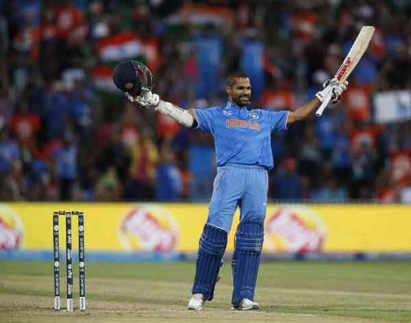 Rohit Sharma, MS Dhoni, Suresh Raina, Virat Kohli, Shikhar Dhawan, Team India, Australia, India vs Australia, Semifinal, ICC Crciket World Cup