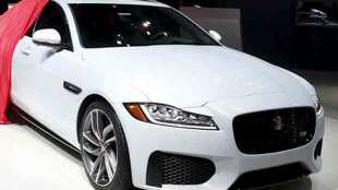 Jaguar, Jaguar XF, Jaguar XF Sedan, 2016 Jaguar XF, Jaguar Car, New York International Auto Show, New York Auto Show, Auto Show New York, New York
