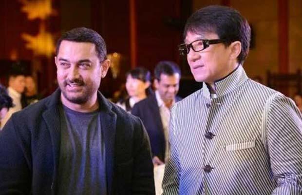 आमिर का जैकी चैन के साथ फिल्म करने से 'इंकार'