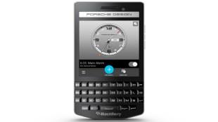 P'9983, market, smart phone BlackBerry