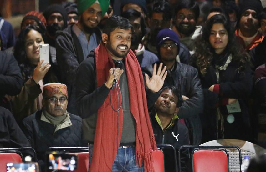 Kanhaiya Kumar, News in hindi, JNU, Sedition