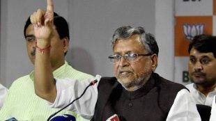 Sushil Kumar Modi news, JDU UP polls, Sushil Kumar Modi Latest News, Sushil Kumar Modi Hindi News, UP Assembly polls 2017, lalu yadav news, lalu yadav latest news