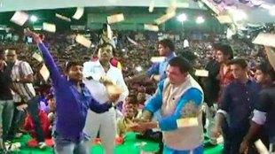 राजेश चुडासमा, बीजेपी सांसद, जूनागढ़, गणेश उत्सव, BJP, Ganesh Utsav, Gujarat