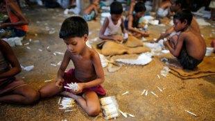 child labour, child labour in india, child labour yogendra yadav, KN Govindacharya, Delhi
