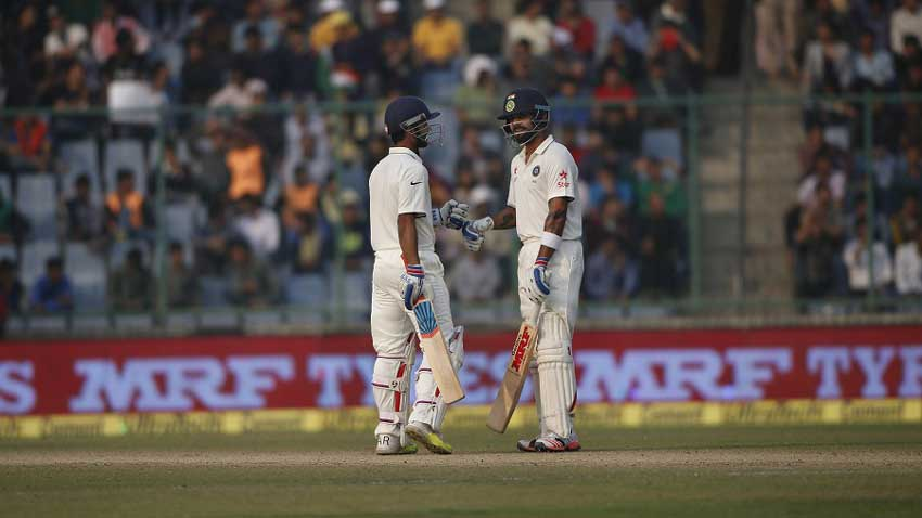 India vs South Africa, 4th Test, Day 3, Delhi:
