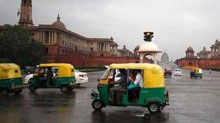 Delhi Auto strike, Delhi Taxi Strike, Delhi Strike, Auto Taxi Strike, Delhi News