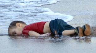 syria, aylan, charlie hebdo, refugee crisis, france, cartoon, world news