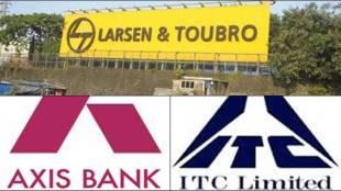 government, sell stake, itc, axsis bank, larsen and turbo