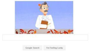 goodle doodle 2016, Wilbur Scoville, Wilbur Scoville doodle, google doodle, 2016 google doodle, google doodle Wilbur Scoville, google doodle news, google doodle Scoville, jan 2016 google doodle