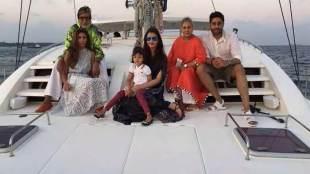 Abhishek Bachchan, Abhishek Bachchan birthday,Abhishek birthday photos, Aishwarya Aaradhya Abhishek Maldives photos, Aishwarya Abhishek Maldives, Aaradhya, Abhishek Aaradhya, Aishwarya rai, Abhishek Amitabh, Jaya Abhishek, Shweta Bachchan, अभिषेक बच्चन, अभिषेक बच्चन बर्थडे, बच्चन परिवार मालदीव, अभिषेक बच्चन जन्मदिन फोटो