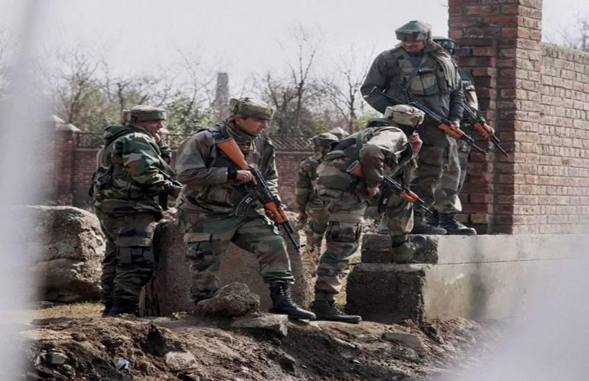 Pampore Encounter: आतंकी गोलीबारी में 2 कैप्टन सहित 3 आर्मी कमांडर हुए शहीद, 1 आतंकी ढेर - Jansatta