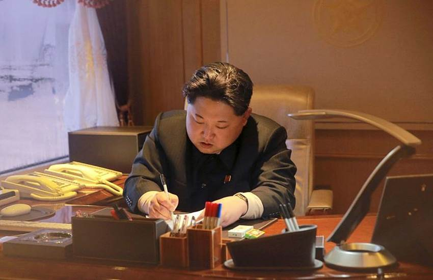White House, Donald Trup, Kim Jong Un, White House Told, Kim Jong Un to Be Mad, mad Kim Jong Un, Donald Trup and Kim Jong Un, Donald Trup will not Bowed, Bowed at Any Cast, International news