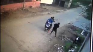Murder, Rohtak, CCTV Camera, Kabaddi player, Kabaddi player Murder IN rohtak, murder recorded in CCTV Camera