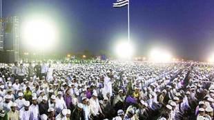 Jamiat conference, Muslim conference,Maulana Mahmood Madani, muslims, islam, Jamiat Ulema-I-Hind conference, Jamiat Ulema-I-Hind, Godhra, Swami Agnivesh, Bharat mata ki jai, gujarat news, जमियत उलेमा ए हिंद, मौलाना महमूद मदनी, गोधरा, स्वामी अग्निवेश, मुसलमान, भारत माता की जय