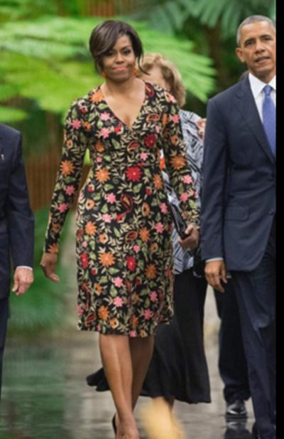 michelle obama, us first lady, michelle obama fashion, michelle obama style, michelle obama naeem khan, michelle obama gowns, michelle obama dressing, fashion