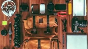 Gadgets, Gadgets news, travel Gadgets, travel friendly Gadgets, Waterproof phone covers, phone covers, Headphones, selfie stick, Polaroid Camera, tablet, smartphone, Fitness band, bluetooth portable speaker, power bank, top travel gadgets, Tech news, latest gadgets news, Portable Fan, polarid camera