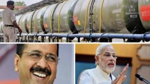 Latur, Water crisis, Maharashtra water crisis, Maharashtra drought, Arvind Kejriwal, Drought-hit latur, Water truck, Water problem, AAP, PM Modi, Narendra Modi, pani Express, Water train
