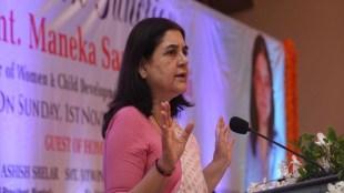 maneka gandhi, sonia gandhi, gandhi, congress, congress president, lok sabha, pilibhit lok sabha, indian express, lucknow news
