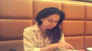 Ambreen Zaidi,Army officer,rent a house,Delhi,religious identity,twitter,trending