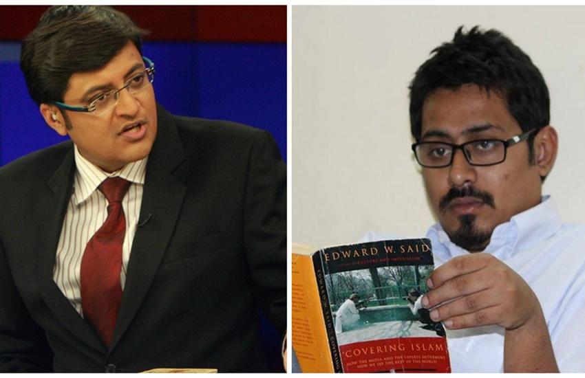 टीवी एंकर ने लाइव शो में मुस्लिम पत्रकार से कहा-आप जैसे लोग इंडियन मुजाहिद्दीन के लिए बन जाते हो कवच