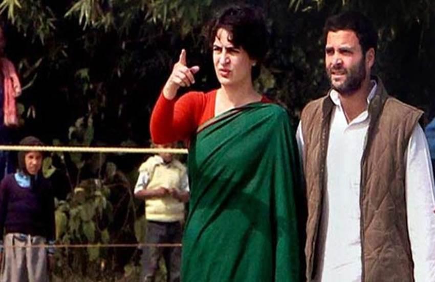 राहुल गांधी या प्रियंका में से एक को यूपी में सीएम कैंडिडेट बनाना चाहते हैं प्रशांत किशोर