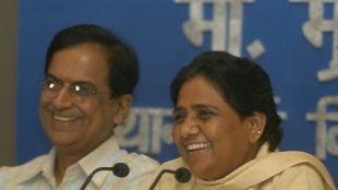 Satish Mishra,Satish Chandra Mishra assets,BSP,BSP Rajya Sabha,BSP RS,BSP RS Polls,RS Polls,Satish Mishra wife,Kalpana Mishra,Mayawati,Election Affidavit,Asset Declaration,Politics,News India