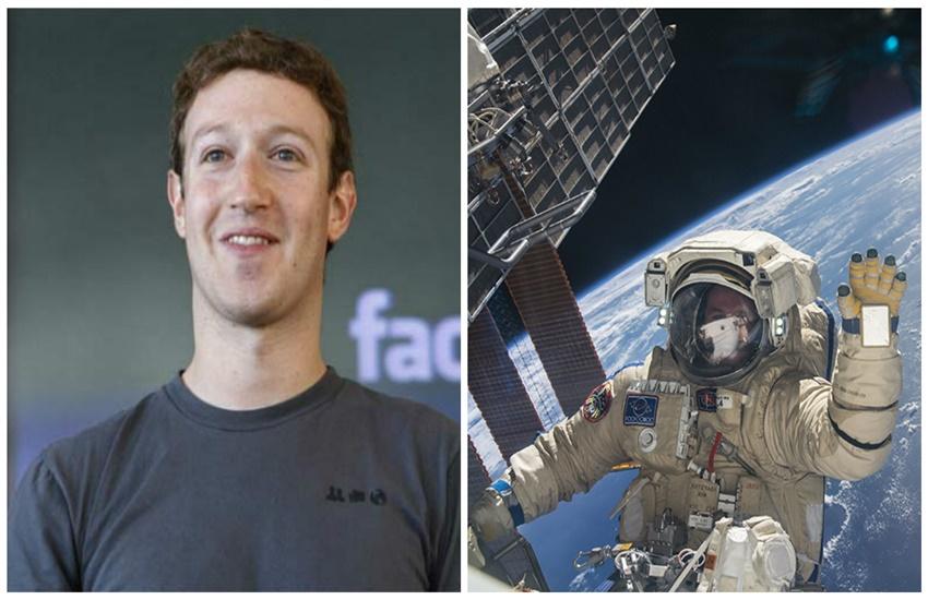 facebook, facebook live, international space station