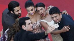 sarbjit, nirja raman raghav 2.0 films screening held in cannes film festival