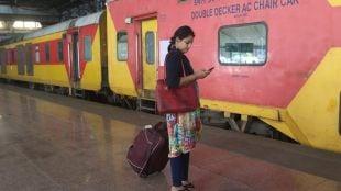 railway news, indian railway, rail reservation, rajdhani express, shatabdi express, rail ministry, talgo train, rail news, indian railway news, rajdhani express news, shatabdi express news, rail ticket cancellation, food in train, rail food, IRCTC, IRCTC news, talgo train news, talgo train india, railway air india, rajdhani air india, railway station Wi fi, vikalp train
