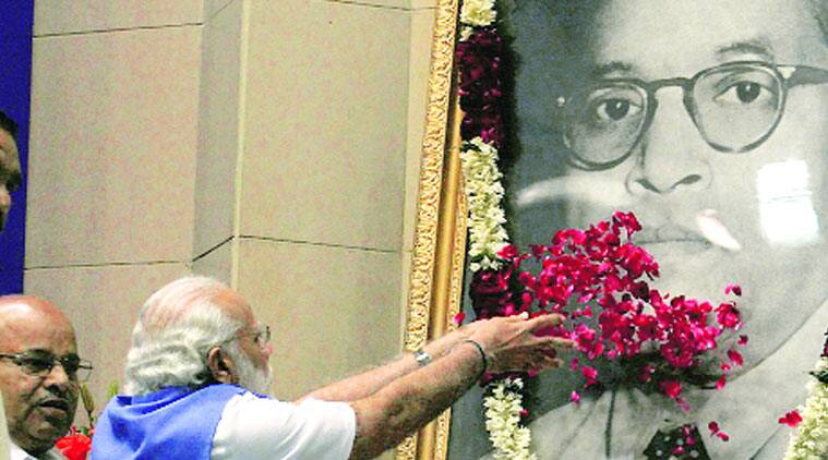 मध्य प्रदेश: सरस्वती के बजाए अंबेडकर पूजन से सरकारी कार्यक्रम की शुरुआत, बीजेपी के मंत्री ने दी सफाई