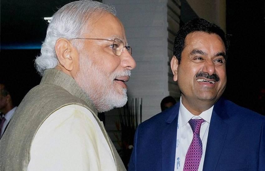 राज्यसभा में JDU MP ने कहा- सरकार के 72 हजार करोड़ रुपए दबाए बैठे हैं अडाणी, हर दौरे पर होते हैं मोदी के साथ