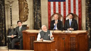 Modi In US, Narendra Modi, Nisha Desai Biswal, Barack Obama, S Jaishankar