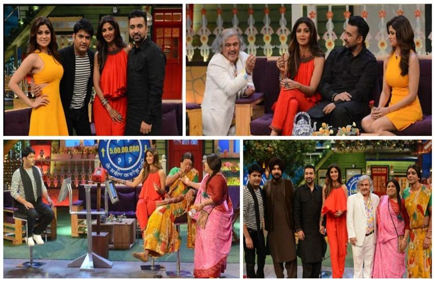 The Kapil Sharma Show, Kapil Sharma, Shilpa Shetty, Shamita Shetty, raj kunda, Bolywood actress, entertainment news