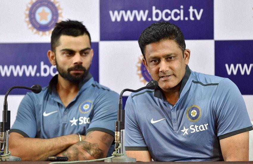 Ind vs Aus Test Series, Anil Kumble news, Anil Kumble Latest News, Australia Anil Kumble, India vs Australia Series. India vs Australia Test Shedule