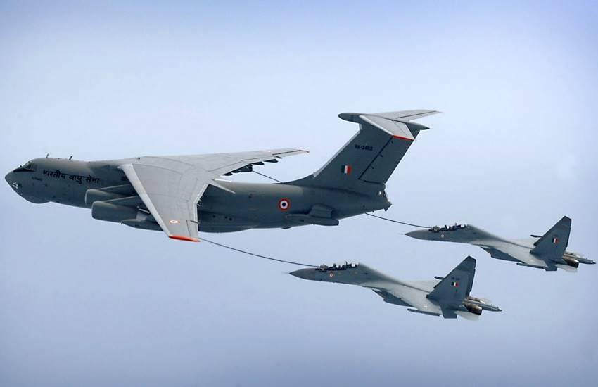 Sukhoi-30, IAF, Indian air force, missing, Assam, Tezpur, Indo-China border, Breking news, Jansatta, Hindi news,