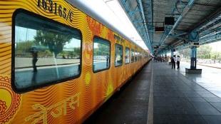 Luxury Train Tejas Express