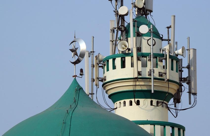 masjid loudspeaker
