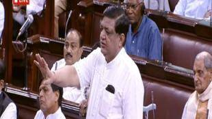 Naresh aggrawal, Samajwadi party, Samajwadi party Naresh aggrawal, SP MP Naresh aggrawal, MP's salary, Anand sharma, Congress mp, Parliament, Rajya sabha, Monsoon session, 7th pay commission, Hindi news, Parliament news