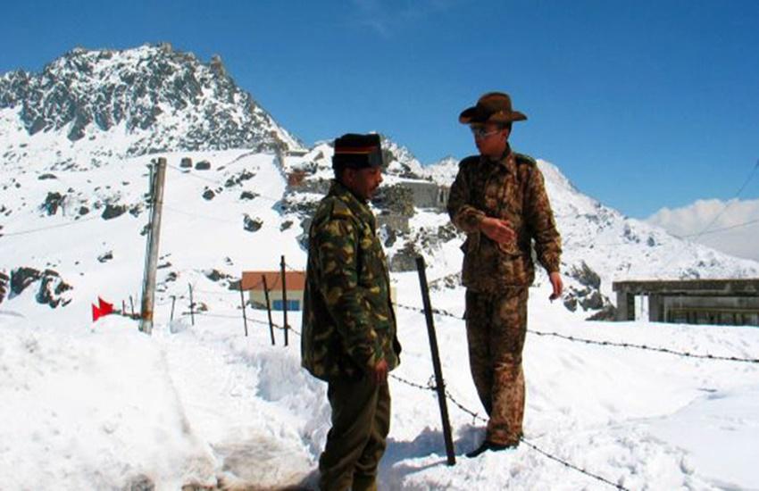 China, India, Indian China Sikkim standoff, Sikkim standoff, Ladakh, India, Donglang, Doklam, Bhutan, Xinhua, Communist Party of China, Kashmir, Pakistan, International news, Hindi news