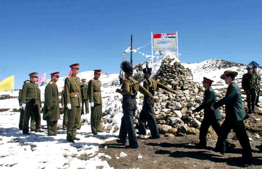 India China Doklam Stanoff