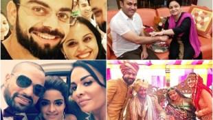 indian cricketers, star cricketer, cricketers sisters, cricketers lovable sisters, cricket, sports, Virat Kohli's sister Bhavna, Virendra Sehwag's sister Anju Meherwal, Shikhar Dhawan's sister Shreshta, jansatta