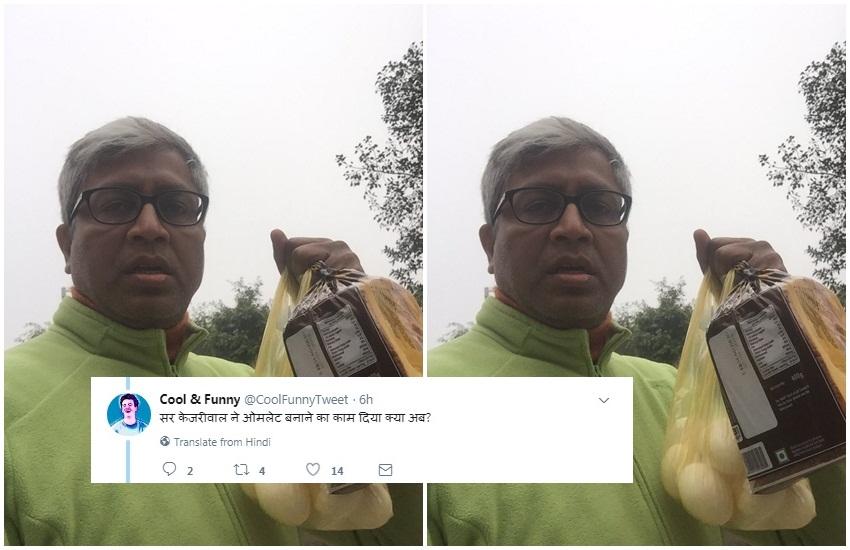 AAP leader ashutosh