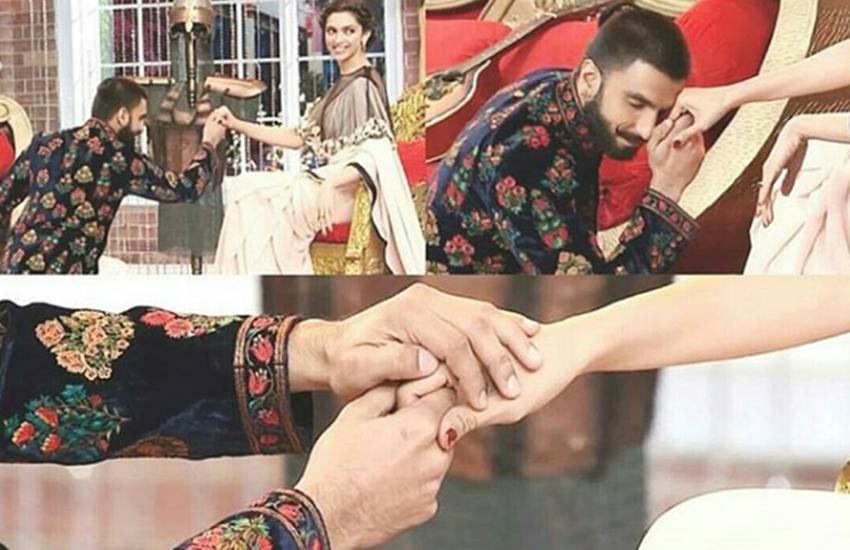Deepika Padukone, Ranveer Singh, Deepika and Ranveer will exchang the rings, Ranveer engagement with Deepika, deepika birthday, Ranveer singh, bollywood news, television news, entertainment news television news in hindi, entertainment news in hindi
