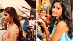 Katrina Kaif, katrina kaif look film zero, katrina kaif photoshoot, Shah Rukh Khan,Aanand L Rai, Shah Rukh Khan caught sleeping, sets of Zero, shahrukh khan film don, anuskha sharma, anuskha sharma new movie, pari movie, jansatta, entertainment news