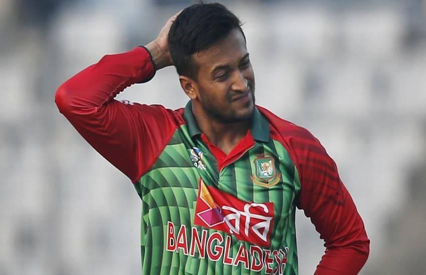 Bangladeshi cricketer Shakib Al Hasan ruled out of Nidahas Trophy, Nidahas Trophy, Nidahas Trophy 2018, Nidahas Trophy squad, Shakib Al Hasan, team india, team sri lanka
