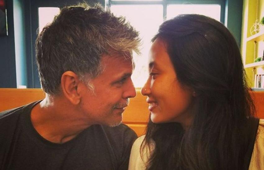 Milind Soman, Milind Soman Relationship, Milind Soman Ankita Konwar, Milind Soman Girlfriend, Shares The Proof, Milind Soman Love Story