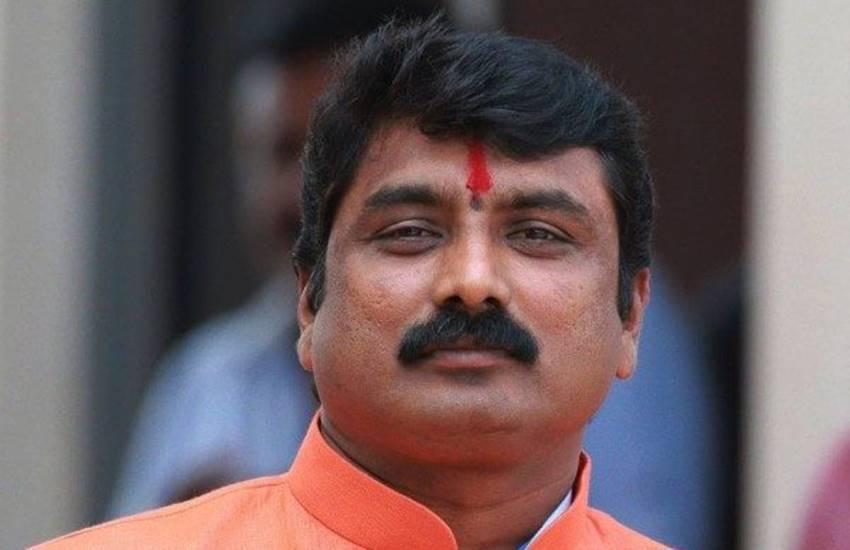 Karnataka chunav, Sanjay patil mla, mla sanjay patil bjp, sanjay patil hate speech