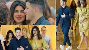 Priyanka Chopra, Nick Jonas, Priyanka Chopra attends cousin wedding, Priyanka Chopra Nick Jonas, Nick Jonas relationship priyanka chopra, Nick Jonas, Priyanka Chopra, jansatta
